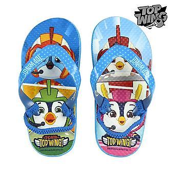 Flip Flops für Kinder Top Wing 74272 Blau