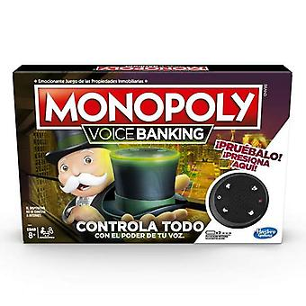 Board game Monopoly Voice Banking Hasbro