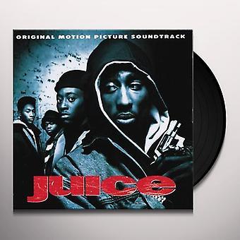 Various - Juice (Original Motion Picture Soundtrack) Vinyl