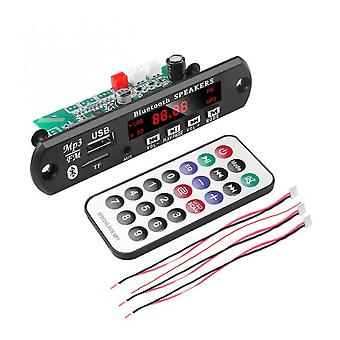 Car Bluetooth Amplifier With Remote