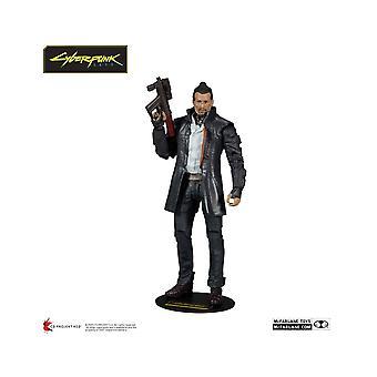 Cyberpunk 2077 Takemura Action Figure