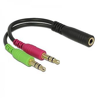 Adaptateur jack audio DELOCK AISCCI0320