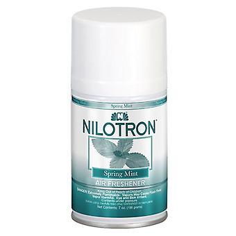 Nilodor Nilotron Deodorizing Air Freshener Spring Mint Scent - 7 oz