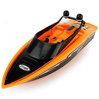 3323 4 Canal de control de la distanță Canotaj RC Boat (Orange)