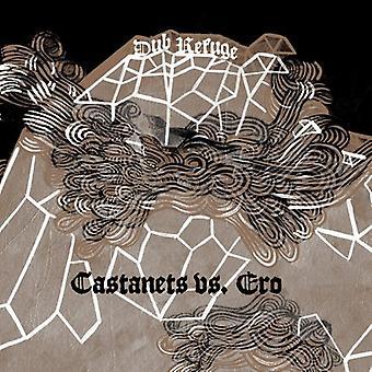 Castanets vs. Ero - Dub Refuge [Vinyl] USA import