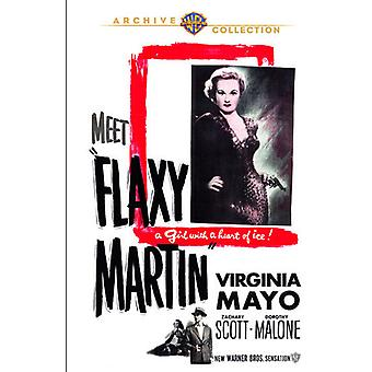 Flaxy Martin [DVD] USA importere