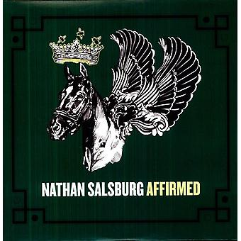 Nathan Salsburg - Affirmed [Vinyl] USA import