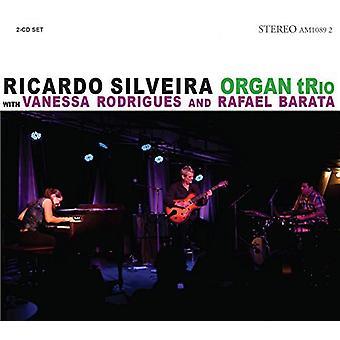 Ricardo Silveira - Ricardo Silveira Organ Trio [CD] USA import