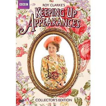 Keeping Up Appearances-Collectors Edition [DVD] USA import