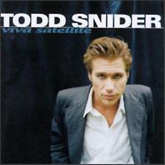 Todd Snider - importation USA Viva Satellite [CD]