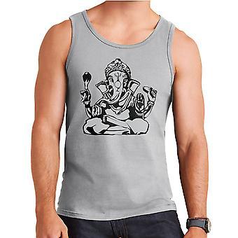 Ganesh Hindu Gud menn Vest