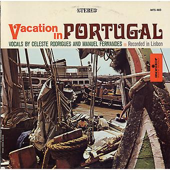 Rodriguez/Fernandes - Vacation in Portugal [CD] USA import