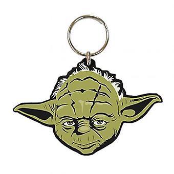 Star Wars PVC Keyring Yoda