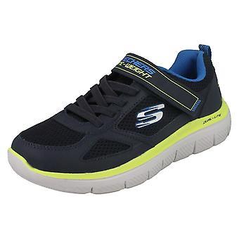 Boys Skechers Lite-Weight Trainers Power Shot 97451