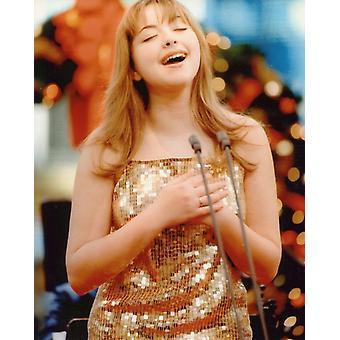 Charlotte Church Photo - Singing (8 x 10)