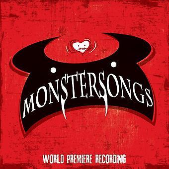 Murney*Julia / Tyce / Iconis*Joe - Monstersongs (World Premiere Recording) [CD] USA import