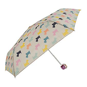 X-brella Womens/Ladies Printed Compact Umbrella