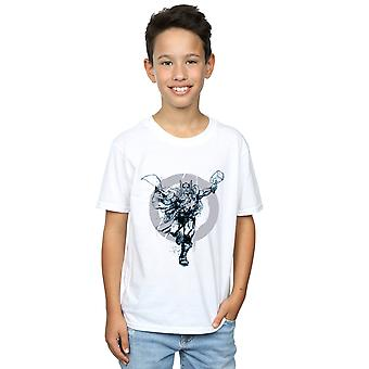 Marvel Boys Thor Circle T-Shirt