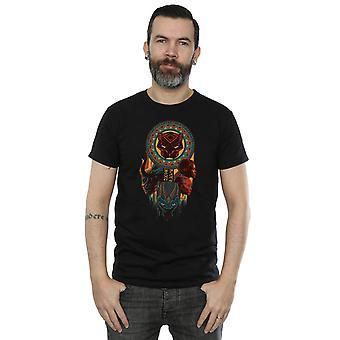Marvel mænds Black Panther Totem T-Shirt