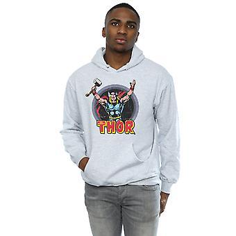 Marvel Men's Thor Arms Hoodie
