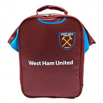 West Ham United Kit Lunch Bag