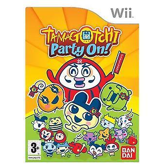 Tamagotchi partij op! Nintendo Wii-spel
