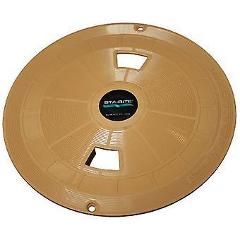 Pentair 08650-0158 Tan lokk for Sta-Rite U-3 bassenget eller Spa Skimmer