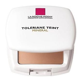 Ла Рош Позе Toleriane Teint минеральных компактный