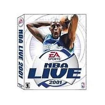 NBA Live 2001-fabriken förseglad