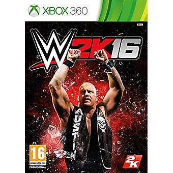 WWE 2K16 (Xbox 360) - New