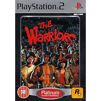The Warriors (PS2)-ny