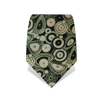 Gresham Blake 100% Silk Circles Tie