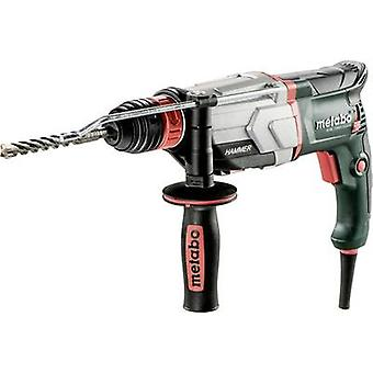 Metabo KHE 2860 Quick SDS-Plus-Hammer drill chisel, Hammer drill, Hammer drill combo 880 W incl. case