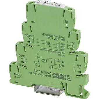 Phoenix kontakt ETD-BL-1T-OFF-CC-10S TDR Monofunctional 24 V DC 1 pc (s) tidsinterval: 0,1-10 s 1 Skift-over
