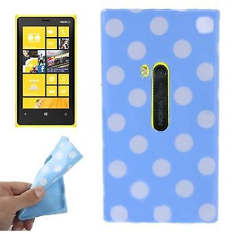 携帯電話のノキア Lumia 920 用ケースの保護ケース TPU ポイント