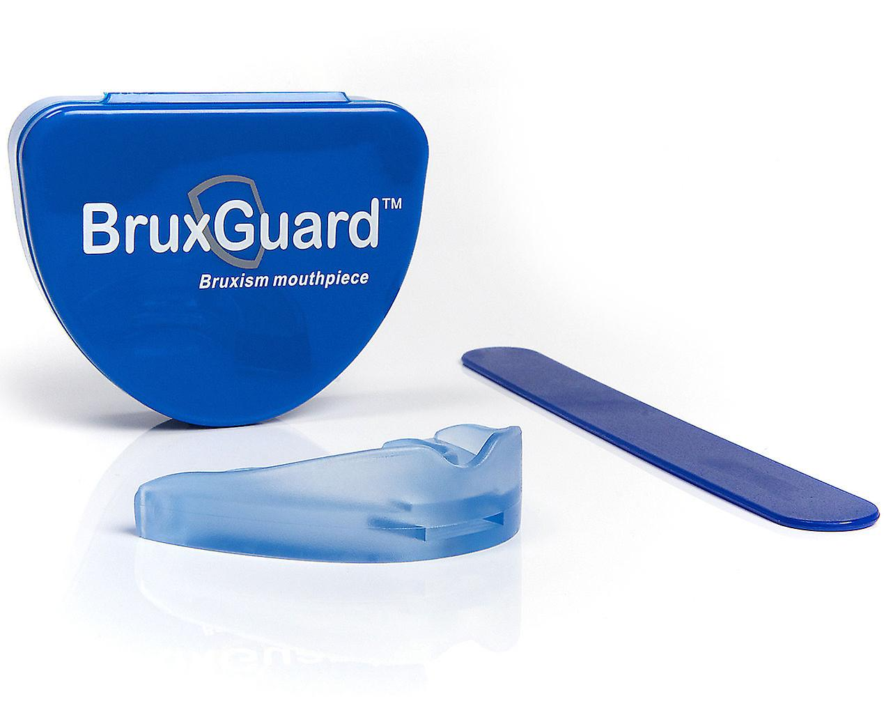 BruxGuard Bruxism Mouthpiece. Eliminates Teeth Grinding