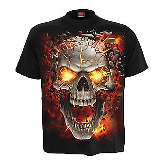 Spiral Skalle Blast T-shirt