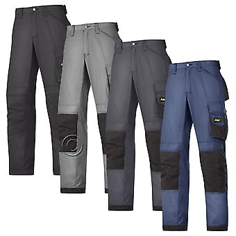 Snickers Rip Stop Cordura Work Trousers with Kneepad Pockets -3313