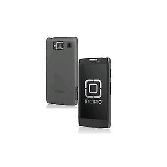 Incipio Feather Case for Motorola Droid RAZR MAXX HD - Iridescent Gray