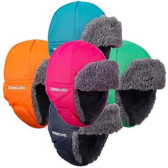 didriksons biggles 2 儿童帽-明亮的绿色