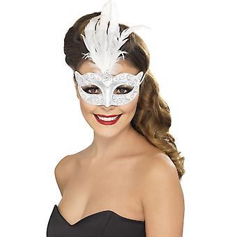 Smiffy's Venetian Glitter Eyemask