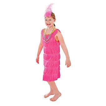Bnov Flapper Dress Costume -Child
