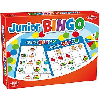 Taktika taktiky Bingo