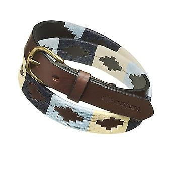 Pampeano Leather Sereno Polo Belt
