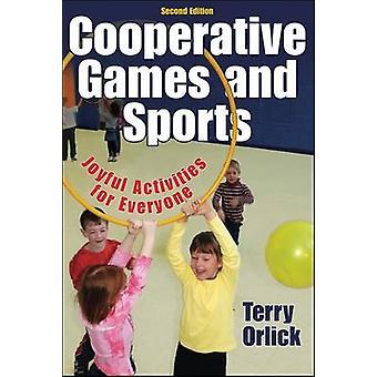 Kooperativa spel och sport (2: a reviderade upplagan) av Terry Orlick -