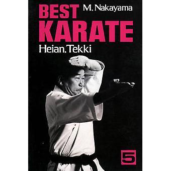 Best Karate Volume 5 (2nd edition) door Masatoshi Nakayama - 9781568364