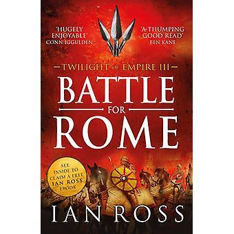 Bataille de Rome par Ian Ross - livre 9781784081225
