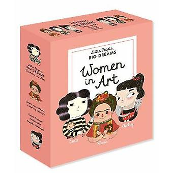 Little People - BIG DREAMS - Kvinnor i konst av Maria Isabel Sanchez Vega