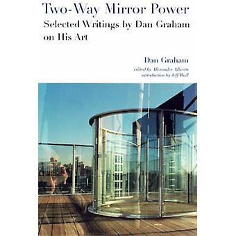 To-vejs spejl Power - udvalgte skrifter af Dan Graham på hans kunst af D