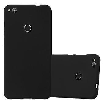 Cadorabo tilfelle for Huawei P8 LITE 2017 tilfelle tilfelle deksel - mobiltelefon tilfelle laget av fleksibel TPU silikon - silikon tilfelle ultra slank myk bakdeksel tilfelle støtfanger